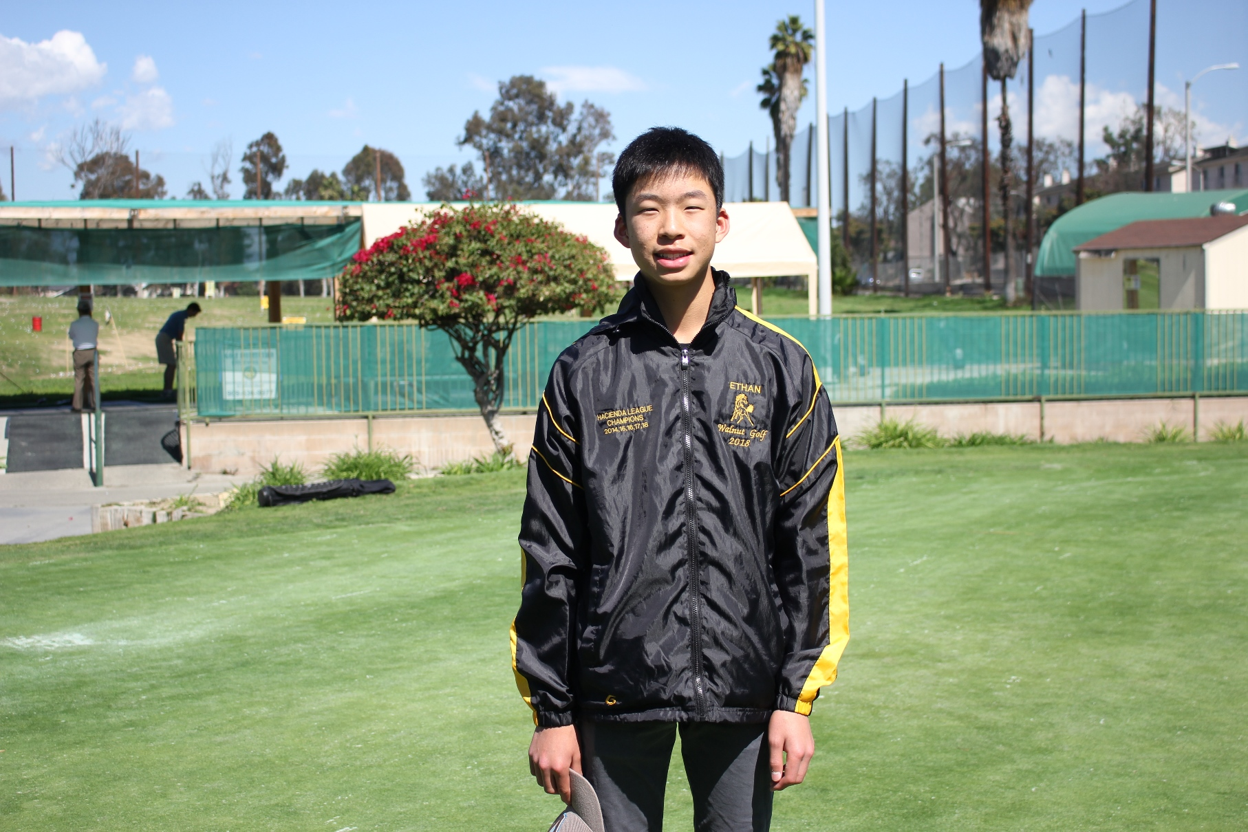 Freshman Golfer Ethan Cheng Qualifies for State