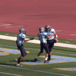 Boys Freshman Football beats Nogales 28 – 14