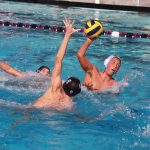 Boys Varsity Water Polo beats Rancho Cucamonga 12 – 10