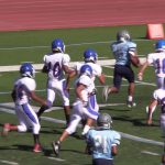 Boys Freshman Football beats San Gabriel 33 – 6