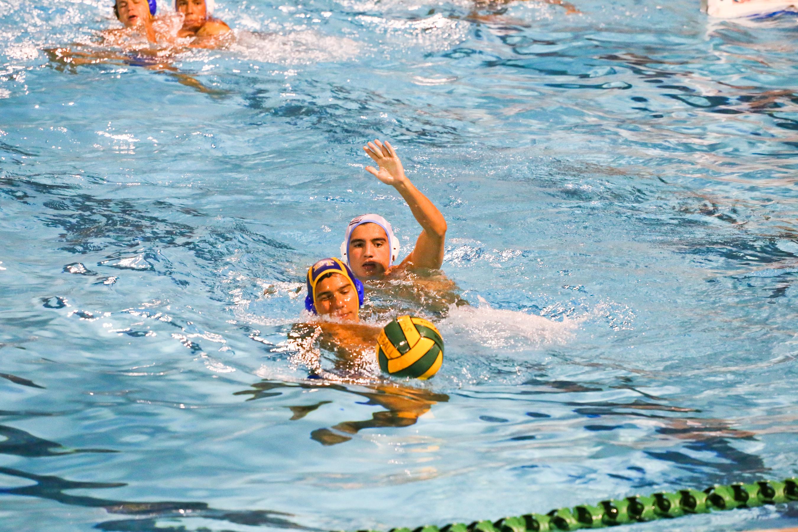 Boys Varsity Water Polo beats El Toro 11 – 7
