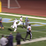 Boys Varsity Football falls to South Hills 38 – 7