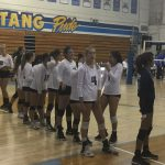 Varsity Volleyball lost to Los Altos 3 – 0