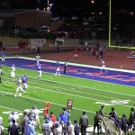 Boys Varsity Football falls to Los Altos/Hacienda Heights 41 – 7