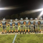 Walnut Says Goodbye to Senior Football Players