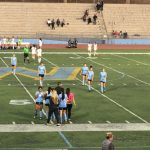 Girls varsity beat Diamond Ranch HS 2-0