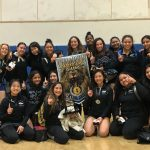 Girls Wrestling Takes 1st Place