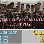 Boys Varsity Basketball beats Garey 85 – 26