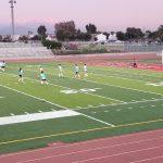 Girls Junior Varsity Soccer beats Sierra Vista 3 – 0