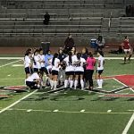 Girls varsity beat Diamond Ranch 1-0