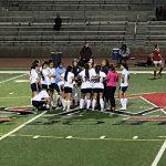 Girls varsity beat Diamond Ranch 1-0