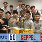 Boys Varsity Basketball Finishes Tournament in 3rd Place