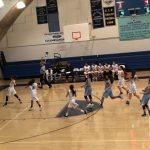 Girls Junior Varsity Basketball beats Duarte 54 – 28