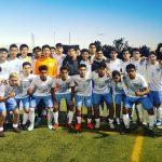 Boys Varsity Soccer beats previously undefeated Pomona 2-1