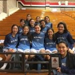 Girls Basketball Takes 3rd Place at Best of the West
