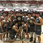 Boys Basketball Wins Covina Tournament