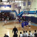 Boys Varsity Basketball beats Charter Oak 63 – 39