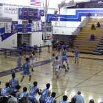 Last Second Shot by Ramos beats Diamond Ranch 53-52