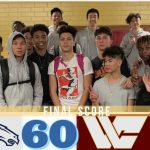 Boys Varsity Basketball beats West Covina 60 – 30