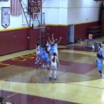 Girls Varsity Basketball beats West Covina 43 – 41