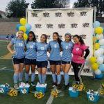 Senior Night for Girls Soccer