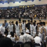 Boys Varsity Basketball beats Diamond Bar 54 – 30
