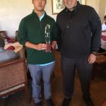 Boys Varsity Golf finishes 1st place at West Covina Bulldog Tournament