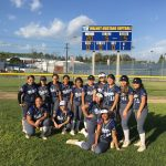 Girls Varsity Softball beats Duarte 20 – 5