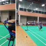 Varsity Badminton beats Chino Hills 19 – 2
