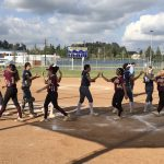 Girls Varsity Softball beats West Covina 4 – 3