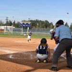Girls Varsity Softball beats Charter Oak 1 – 0