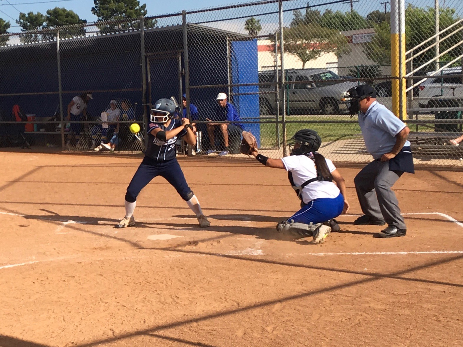 Softball beats Charter Oak 13 – 9 in Extra Innings