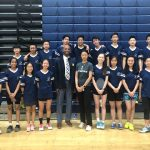 Badminton Finishes Successful First Season