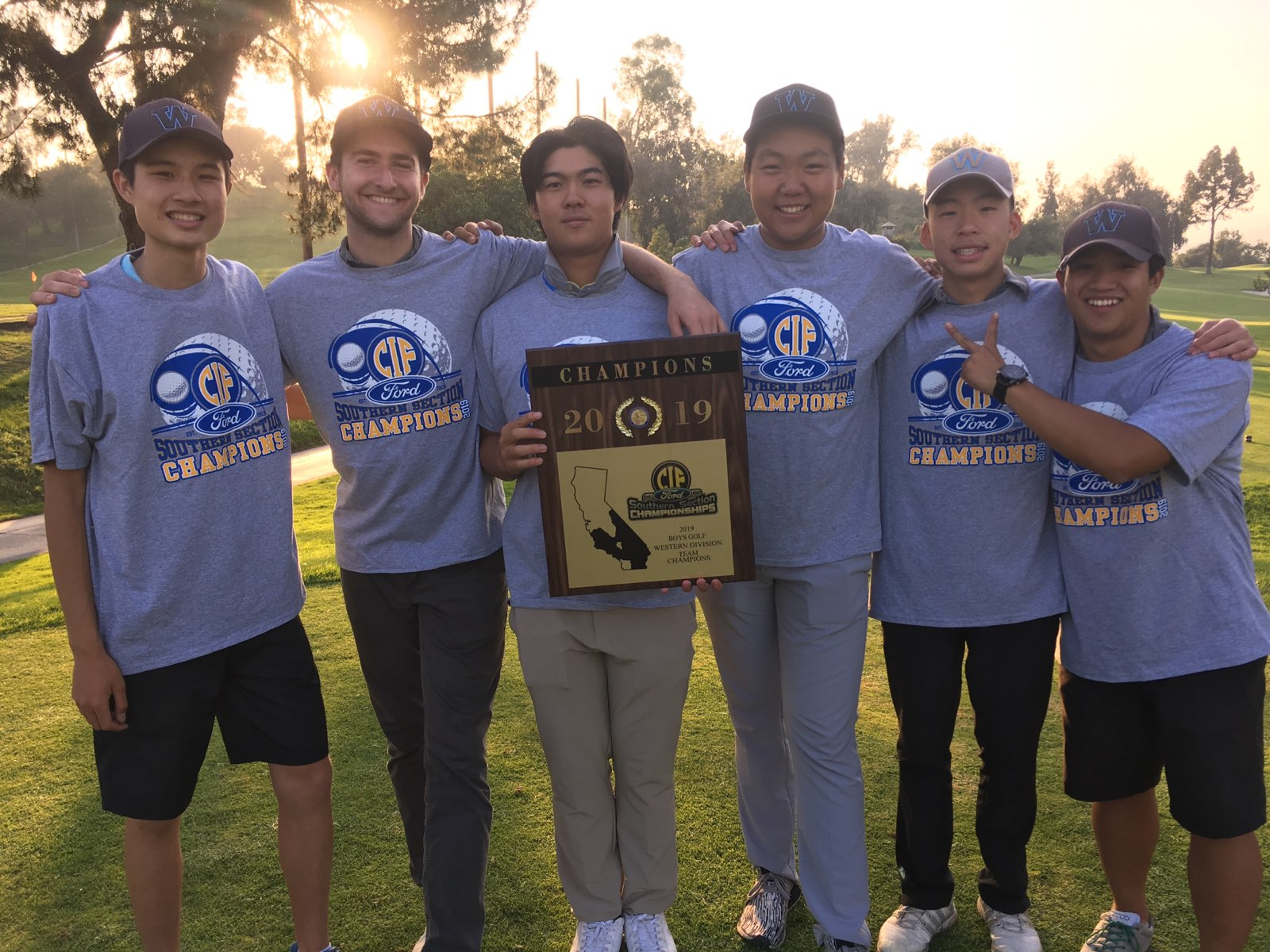 Walnut Gold Defeats Diamond Bar to Win CIF Team Championship