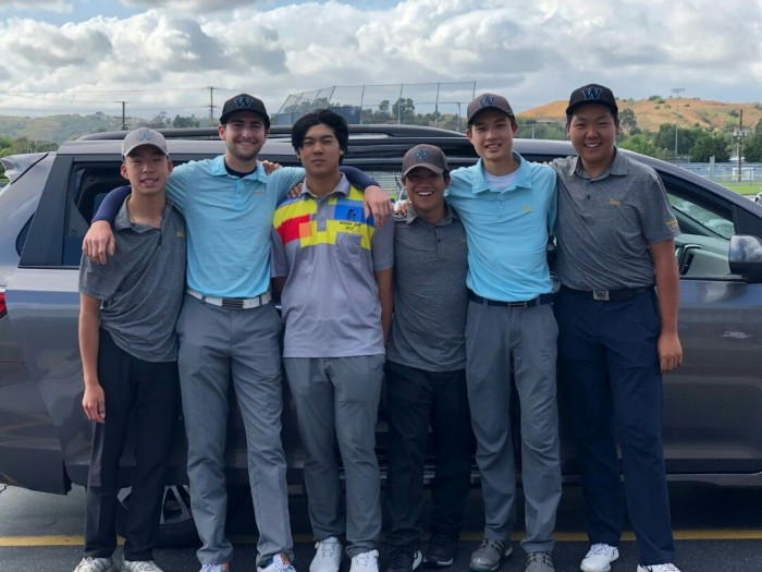 Boys Golf Moves on to State