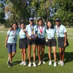 Girls Golf Wins Bakersfield tournament