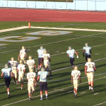 Boys Freshman Football Starts Season 3 – 0