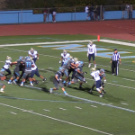 Boys Varsity Football falls to Rowland 28 – 7