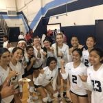 Girls Varsity Volleyball beats Northview 3 – 0