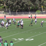 Boys Freshman Football beats Nogales 27 – 0