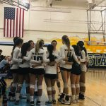 Girls Varsity Volleyball beats Los Altos/Hacienda Heights 3 – 2