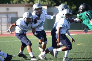 Freshman Football Vs Nogales 2019