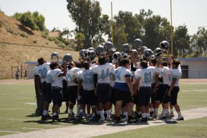 Freshman Football Vs San Gabriel 2019