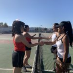 Girls Varsity Tennis Beats Los Altos 18 -0