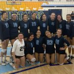 Girls Varsity Volleyball Advance to Next Round