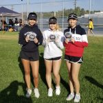 Girls Tennis League MVP's