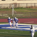 Boys Freshman Football falls to Charter Oak 26 – 14