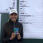 Tiffany Le, Medalist at CIF State Golf Championships