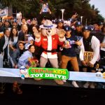 Walnut Baseball and Softball Participate in the CHiPs For Kids Toy Drive