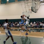 Boys Freshman Basketball beats Bishop Amat 56 – 51